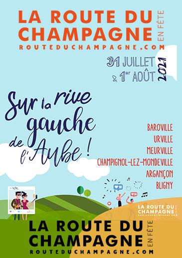 Route du Champagne 2021